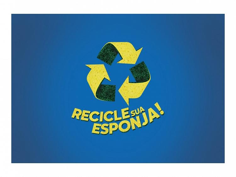 Recicle sua Esponja!